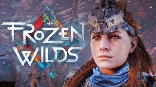 САМОЕ ХОЛОДНОЕ DLC - Horizon Zero Dawn: The Frozen Wilds