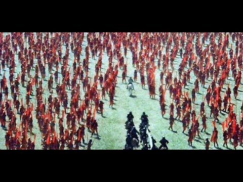 Uesugi Kenshin - Victory! Final scene