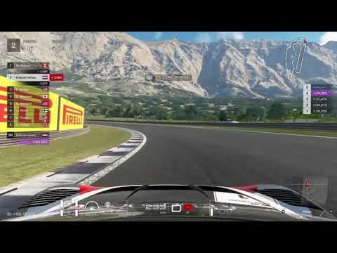 Gran Turismo Sport - Vision Gran Turismo Trophy + Race 1