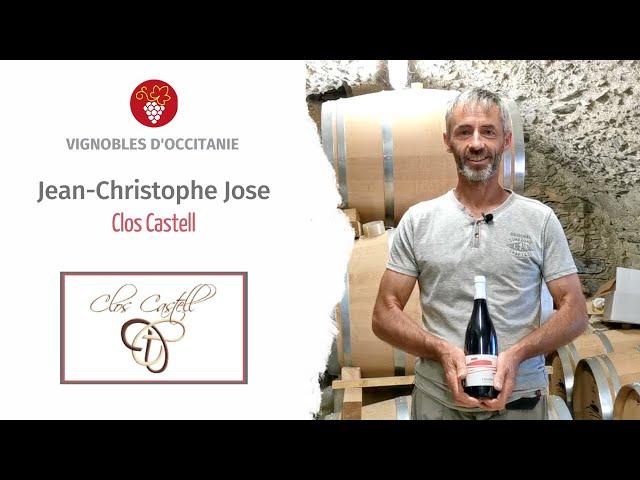 Jean-Christophe Jose - Clos Castell - Banyuls-sur-Mer