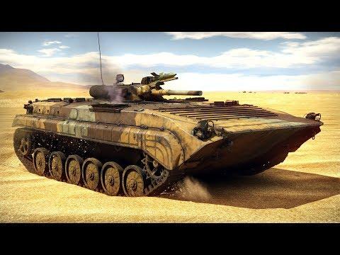 БМП-1 Обзор | НЕТ ПЕХОТЕ, будем ИСТРЕБИТЕЛЕМ ТАНКОВ | War Thunder