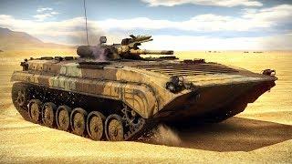 БМП-1 Обзор   НЕТ ПЕХОТЕ, будем ИСТРЕБИТЕЛЕМ ТАНКОВ   War Thunder