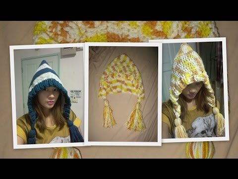 วิธีถักหมวกโครเชต์ แบบง่ายๆ