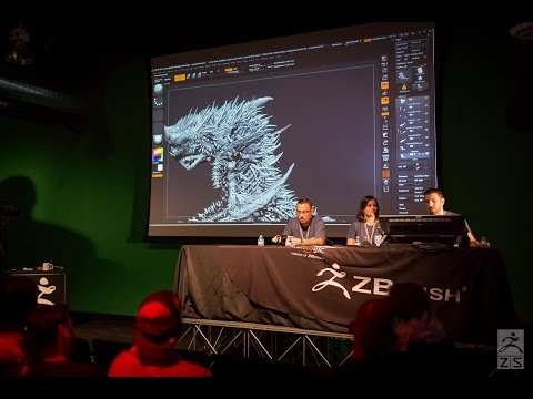 Official ZBrush SUMMIT 2015 Presentation - The Mill