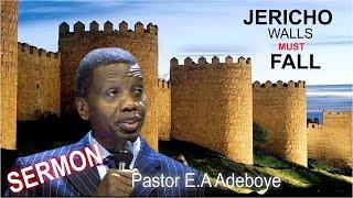 Pastor EA Adeboye Sermon_ JERICHO WALLS MUST FALL