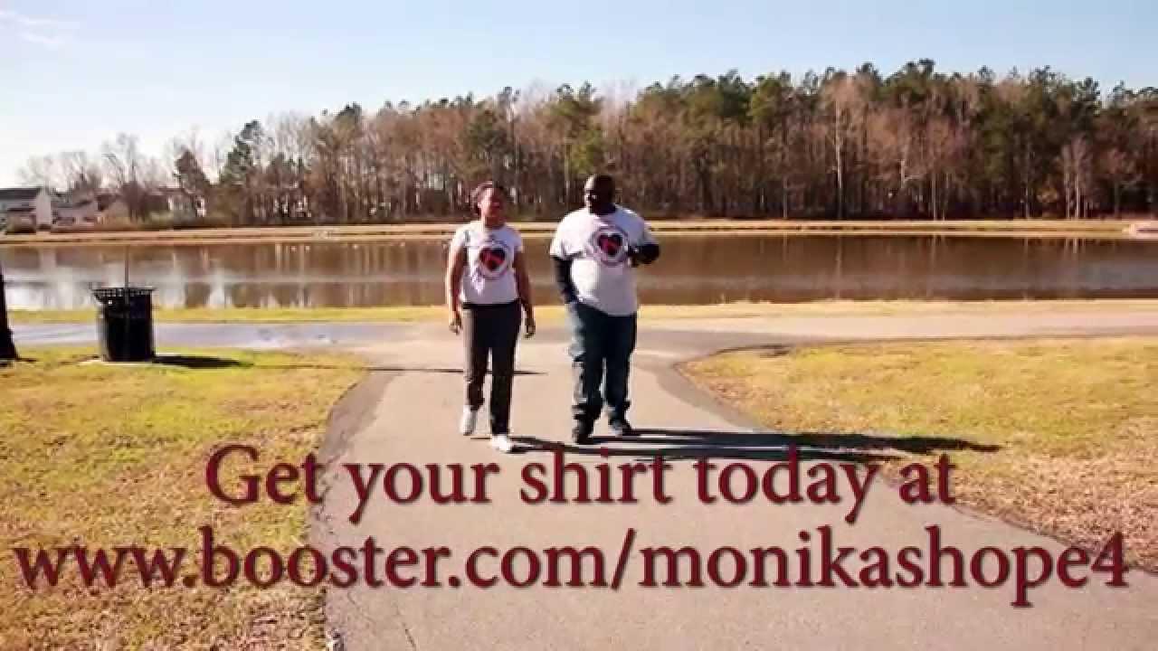 Monika's Hope Shirt Drive Commercial | x @jigalowc