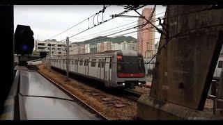 交通 照片 / 影片 (89) 港鐵  杏花邨站 Hong Kong Railway Heng Fa Chuen Station (Mass Transit Railway) こうてつ