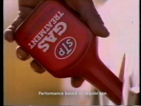 STP Gas Treatment Commercial (1991)