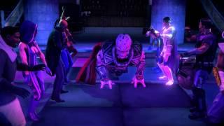 Saints Row IV Ending Dance and Time Travel(Credits)