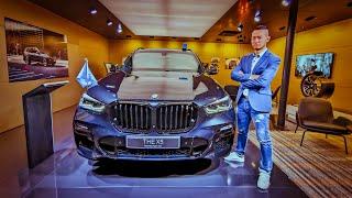 Khám phá chi tiết BMW X5 CHỐNG KHỦNG BỐ giá chưa đến 3 tỷ | XE HAY