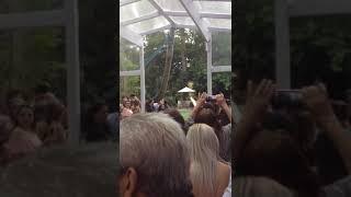 entrada da noiva com anavitoria trevo