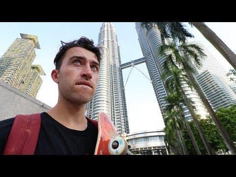 Lost in Kuala Lumpur