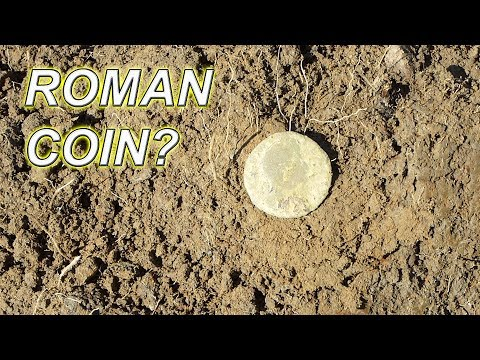 Metal Detecting South Gloucestershire + Roman Coin and more