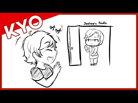 Going To Jumin's Route (Hilarious Mystic Messenger Comic Dub)