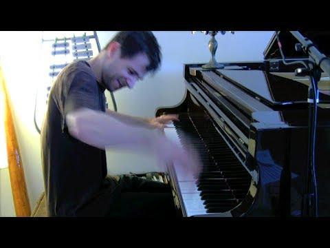 Jason Farnham - Alley Cat - Best Version - Fast Stride Piano