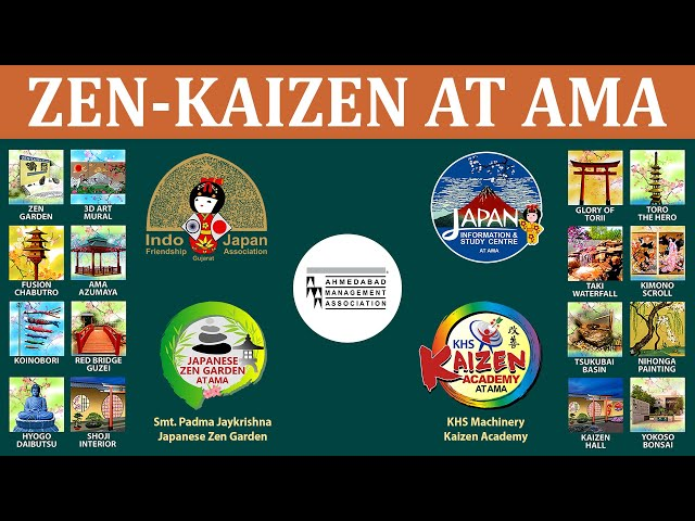 ZEN KAIZEN AT AMA:Walk-Through Experience Video. Inauguration by Hon'ble PM Narendra Modi 27-06-2021