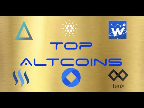 Top Altcoins Undervalued to Watch in December Through 2018