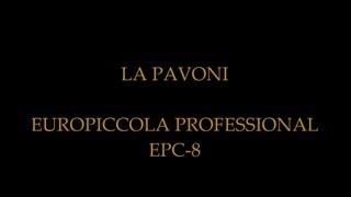 La Pavoni Europicola Lusso Chrome EPC 8