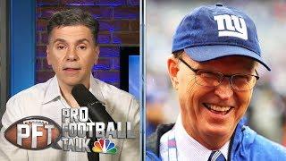 PFT Overtime: Aaron Rodgers' preseason plan, Mara on Giants changes | Pro Football Talk | NBC Sports