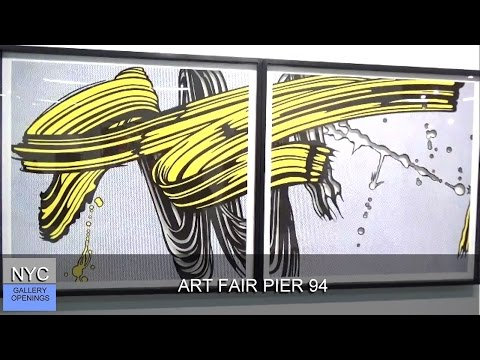 THE ARMORY SHOW 2017 - Video 1 of 5
