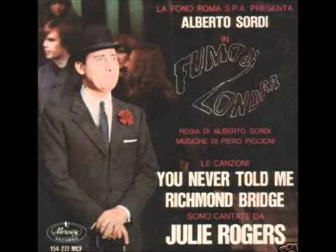 Alberto Sordi - Breve Amore (da Fumo di Londra)