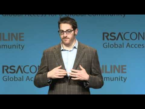 RSA Conference 2012 - Hacking Exposed: Mobile RAT Edition - Dmitri Alperovitch & George Kurtz