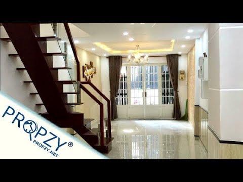 Bán nhà dưới 3 tỷ đường Gò Dầu quận Tân Phú, 1 trệt 1 lầu Sổ hồng diện tích 3.6m x 12.4m