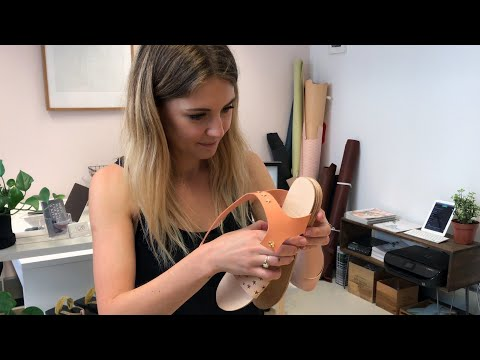 DIY Shoe Workshop Teaches You How To Make Your Own Shoes
