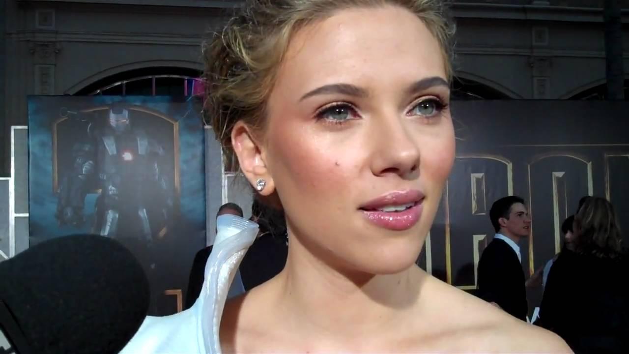 Scarlett Johansson Iron Man 2