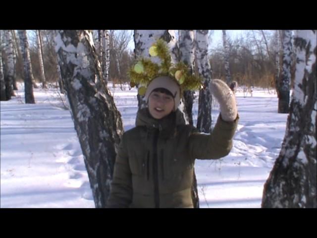 Изображение предпросмотра прочтения – ДарьяБохан читает произведение «Весна (Зима не даром злится…)» Ф.И.Тютчева