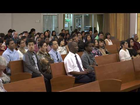 SABBATH WORSHIP - 13 May 2017 (Asia-Pacific International University Church)