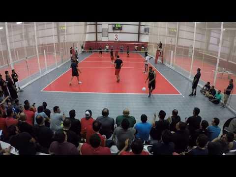 CIncinnati Desi Volleyball 2017 / FINAL GAME 2 PART 1