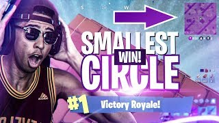 TROLLING LAST GUY ALIVE! Using The Storm To Win! Fortnite Battle Royale