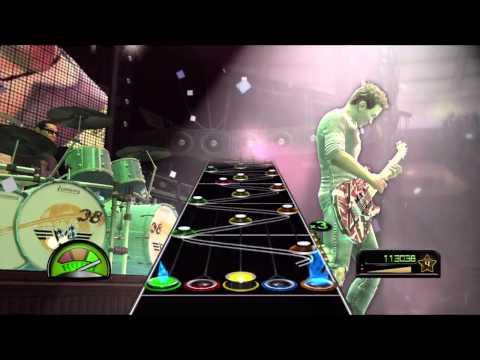 Guitar Hero Van Halen Eruption & Spanish Fly