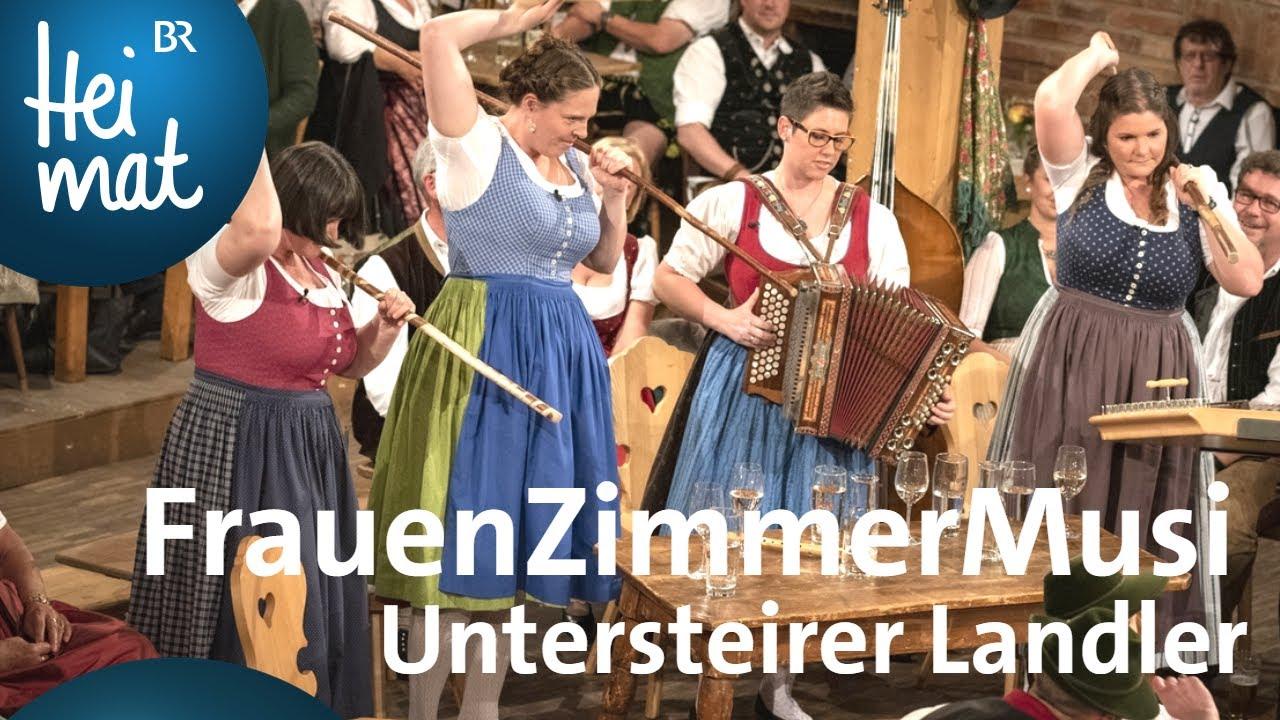 Friesacher FrauenZimmerMusi - Untersteirer Landler | Wirtshausmusikanten | BR Heimat