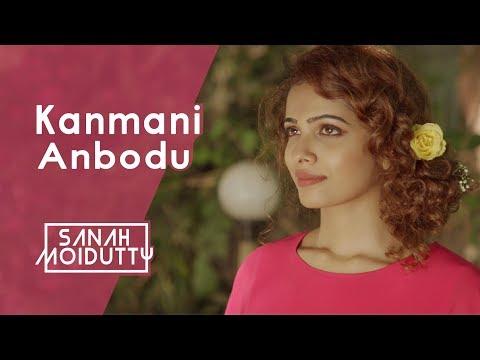 Kanmani Anbodu | Guna | Tamil Cover | Sanah Moidutty ft. Prasanna Suresh