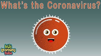 Coronavirus / What's The Coronavirus? Coronavirus Outbreak/ Coronavirus For Kids
