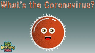 What Is Coronavirus for Kids | Coronavirus Outbreak |Kids Learning Tube