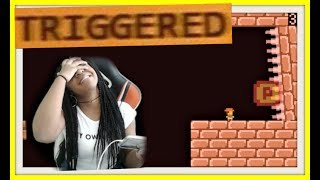 THIS GAME HAS ME TRIGGERED!!!! | TRAP ADVENTURE 2 GAME PLAY!!! HARDEST GAME ALIVE!!!!