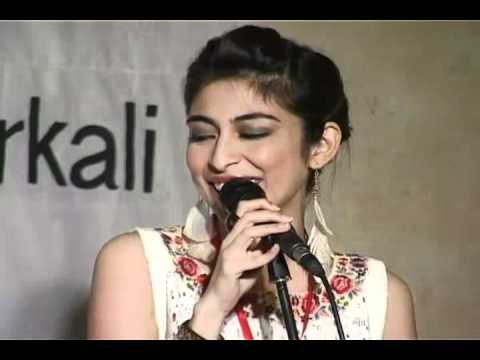 TEDxAnarkali - Meesha Shafi - A Model gone Rockstar (A Musical Performance)