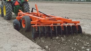 Heavy Duty Hydraulic Harrow - UNIVERSAL
