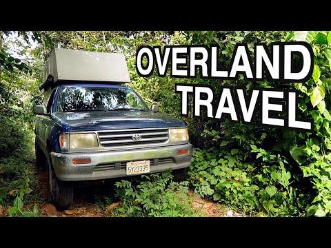 Travel Overland Through Central America | Honduras Guatemala Mexico Vlog.73
