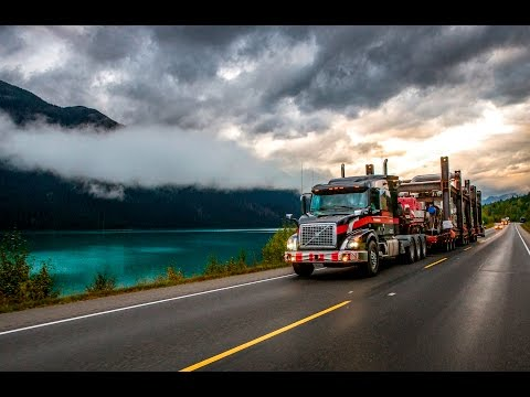 Volvo Trucks - Trekking deep into the Canadian wilderness - Drivers' World (E09)