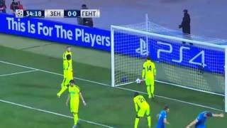 Video Gol Pertandingan Zenit Petersburg vs KAA Gent