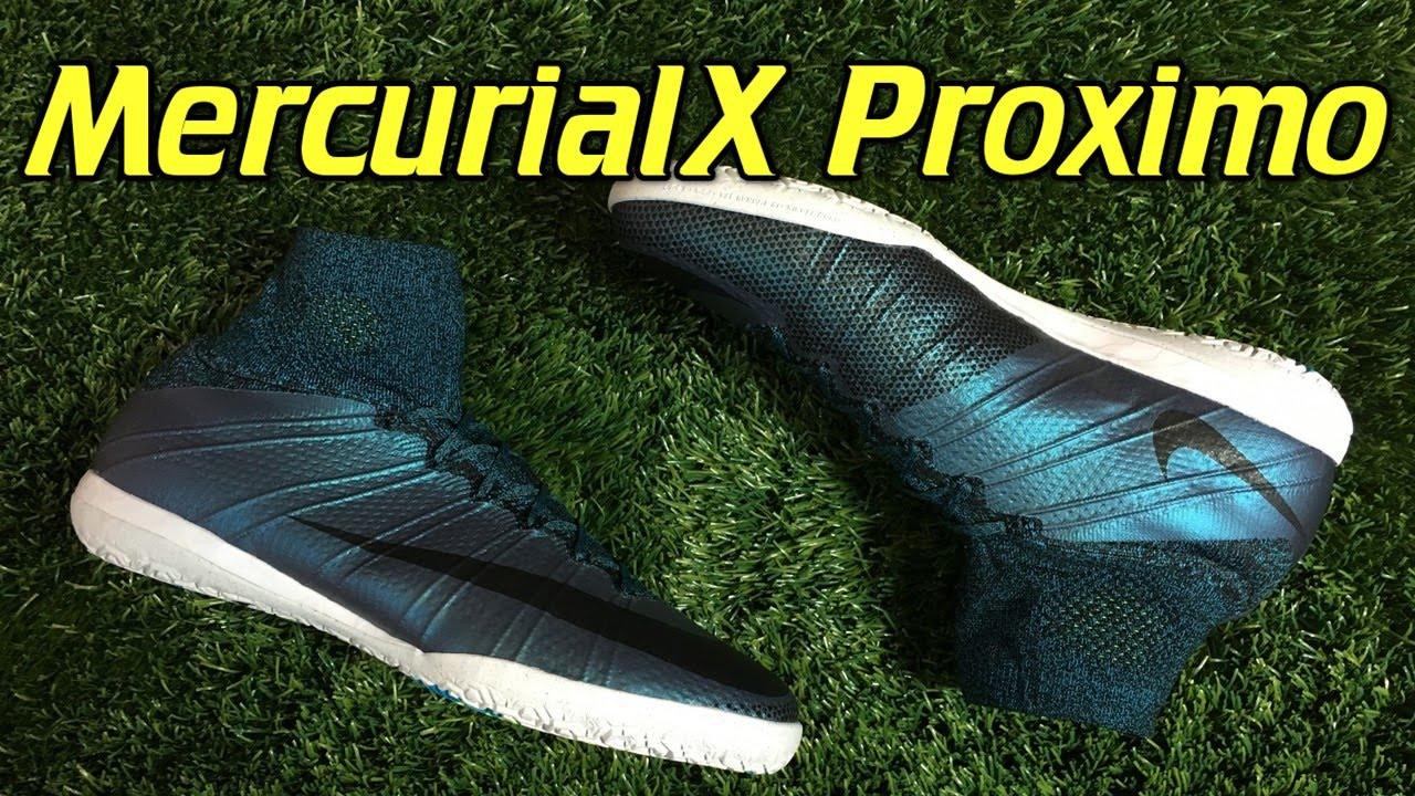 Nike MercurialX Proximo Indoor Electro