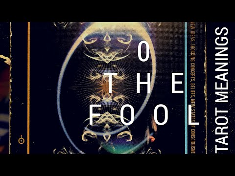 Learning Tarot Cards - THE FOOL -ESSENCE