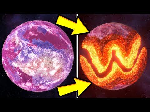 Планета ИНОПЛАНЕТЯН получила ЖОПУ ОТ ЗЕМЛЯН! - Solar Smash # 2 симулятор уничтожения планет