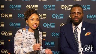 Logan Browning, Winston Duke on Announcing 2019 Image Awards Nominations