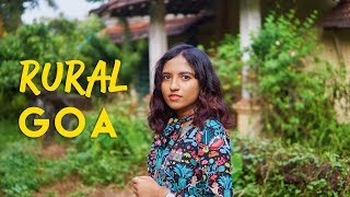 Adventures in my native village - Goa Travel Vlog II // #MagaliTravels