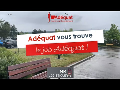 Le job Adéquat chez MR LOGISTIQUE